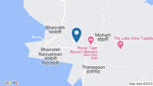 Palette- Tiger Village Resort Map