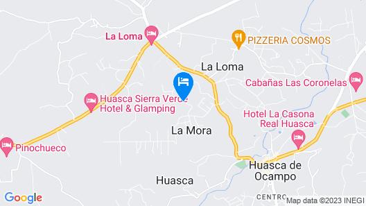Eco Parque del Marques Map