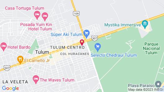 Livetulum Map