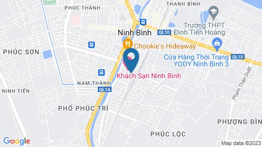 Viet Nhat Hotel - Hostel Map