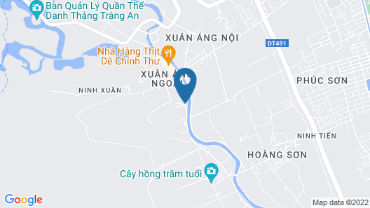 Phuc Hung Homestay Map