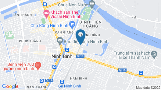 Canh Dieu Hotel Map