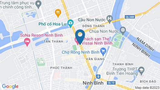 The Vissai Hotel Map