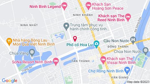 Sunrise Ninh Binh Hotel - Hostel Map