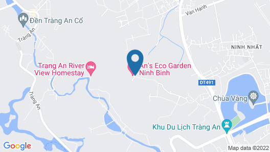 An's Eco Garden Map