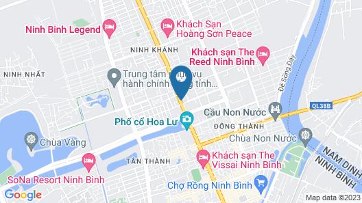 Hoang Son Peace Hotel Map
