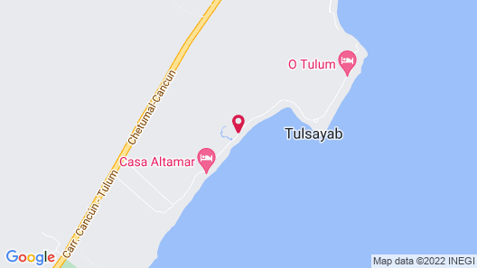 Mereva Tulum by Blue Sky Map