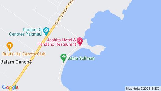 Jashita Hotel Map