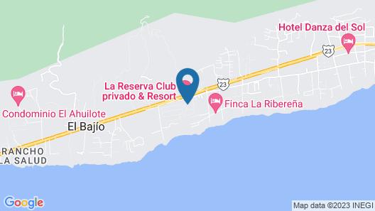 La Reserva Chapala Resort Map