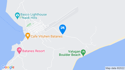 Ichehan Lodge Map