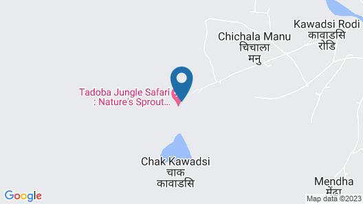 Mint Bodhivann Jungle Retreat Map