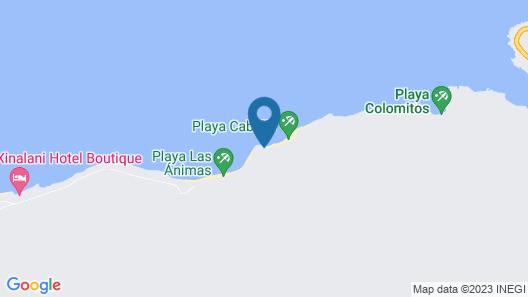Hotelito Mio Map