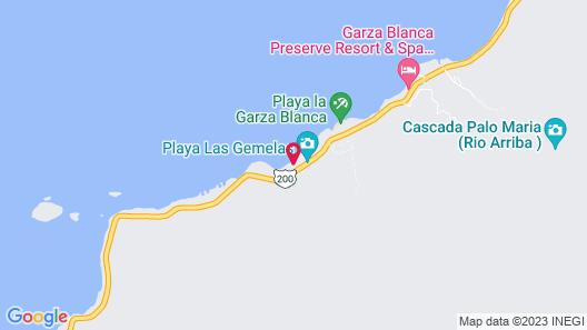Grand Park Royal Puerto Vallarta - All Inclusive Map