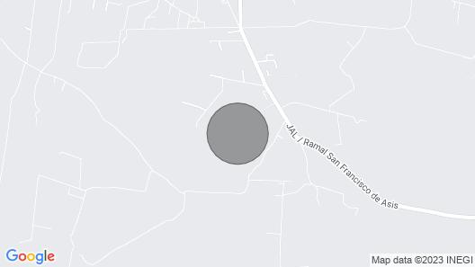 House in Ranch at Los Altos de Jalisco, Atotonilco el Alto Map