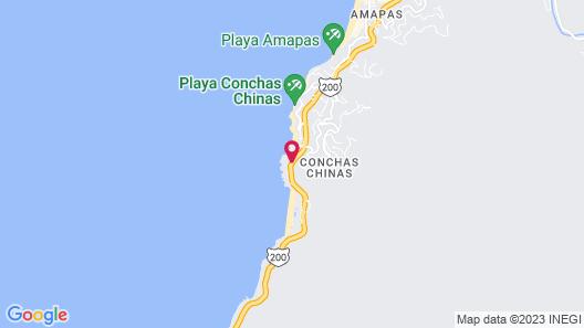 Lindo Mar Resort Map