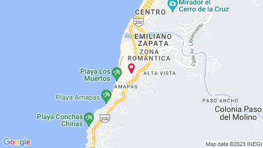 Pinnacle Resorts 220 Map