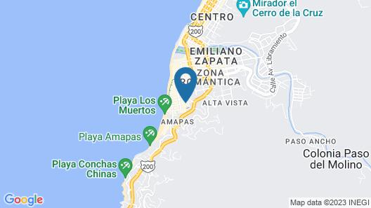 Pinnacle Resorts 180 Map