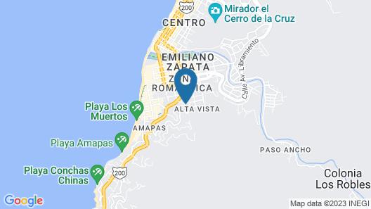 Pinnacle Resorts 179 Map