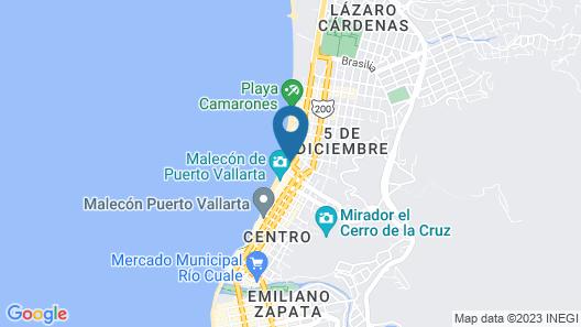 Casa Carmen - Boutique B&B Map