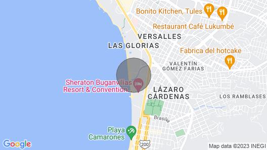 Harbor 171, Vallarta Map