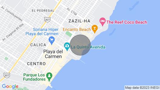 LOCATION!!☀️MAMITAS BEACH CLUB incl.☀️LUXURY 3-bdr☀️POOL & GYM & PARKING☀️ Map