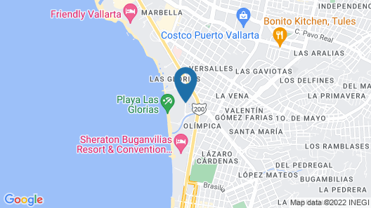 Secrets Vallarta Bay Puerto Vallarta - Adults Only - All Inclusive Map