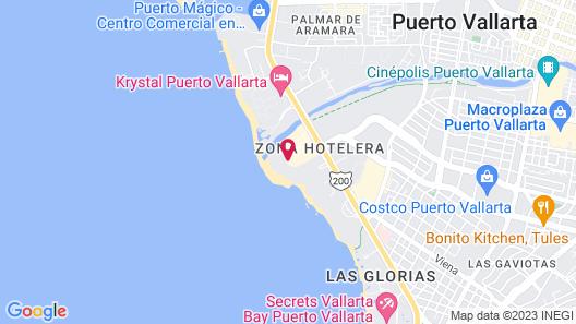 Grand Venetian Condominium Map