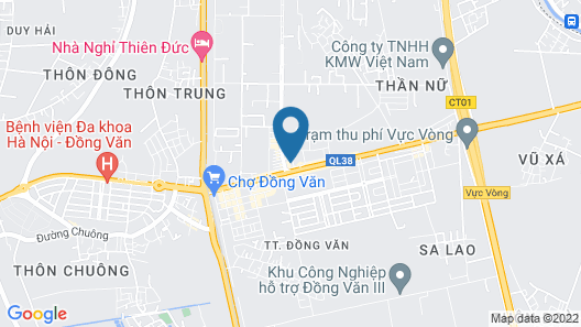 Thanh Dat Hotel Map