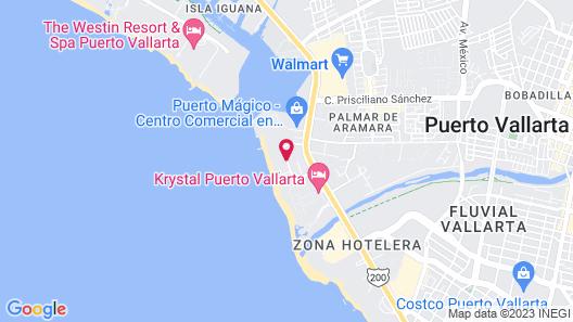 Vallarta Torre Map