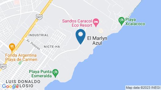 The Royal Haciendas All Inclusive Resort & Spa Map