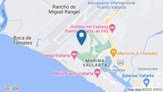 San Trópico Petit Hotel & Peaceful Escape Map