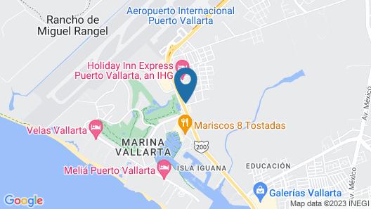 Holiday Inn & Suites Puerto Vallarta Marina & Golf, an IHG Hotel Map