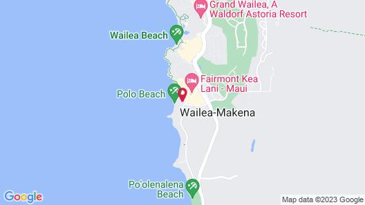 Polo Beach Club, a Destination by Hyatt Residence Map