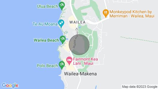 Akela at Ho'olei - Ocean View Villa with Grand Wailea Resort Access Included! Map