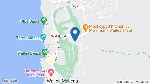 Wailea Ekolu Village, a Destination by Hyatt Residence Map