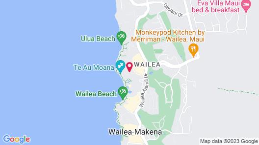 Wailea Beach Villas, a Destination by Hyatt Residence Map