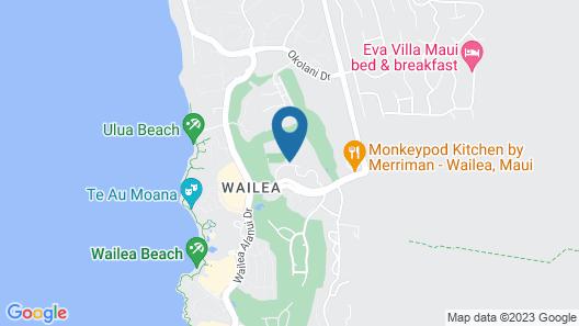 AC Hotel by Marriott Maui Wailea Map