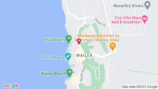 Wailea Elua Village, A Destination Residence Map