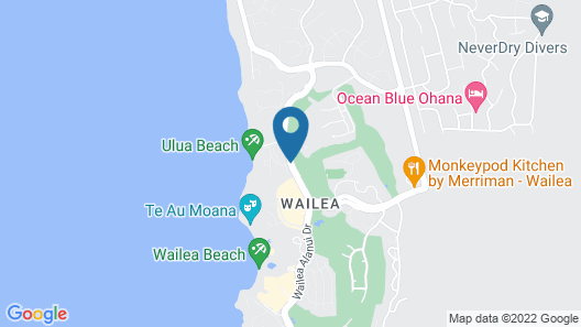 Wailea Elua Village, A Destination Residence Map