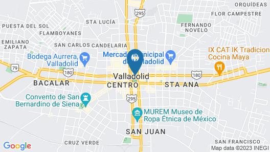 El Mesón del Marqués Map
