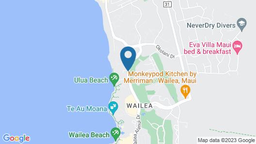 Andaz Maui at Wailea Resort - a concept by Hyatt Map