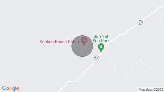 Keokea Ranch Estate Map