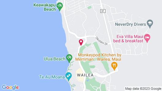 Wailea Ekahi Village, A Destination Residence Map