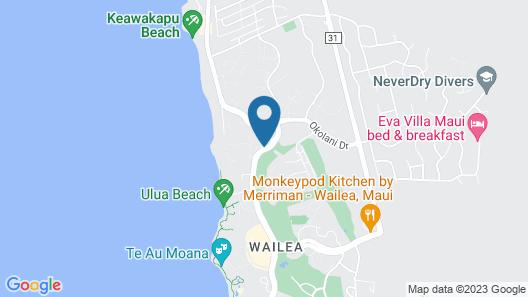 Wailea Ekahi Village, a Destination by Hyatt Residence Map