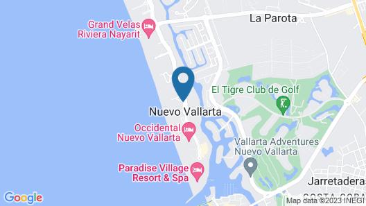 Unlimited Luxury Villas - Playa Royale Condo Map