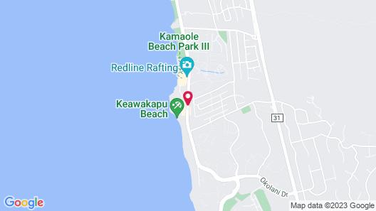 Kihei Surfside - Maui Condo & Home Map