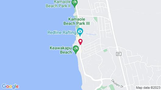 Aston Maui Hill Map