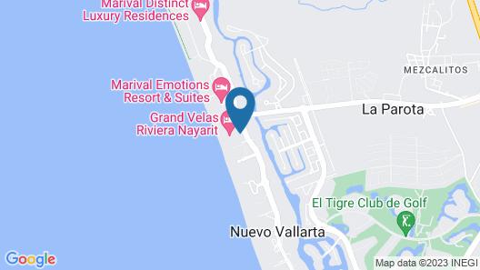 Grand Velas Riviera Nayarit - All Inclusive Map