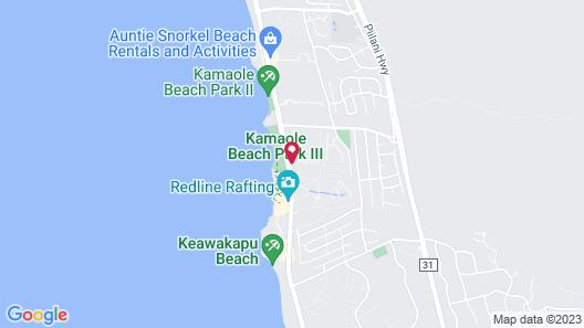 Hale Kamaole by Vacasa Map