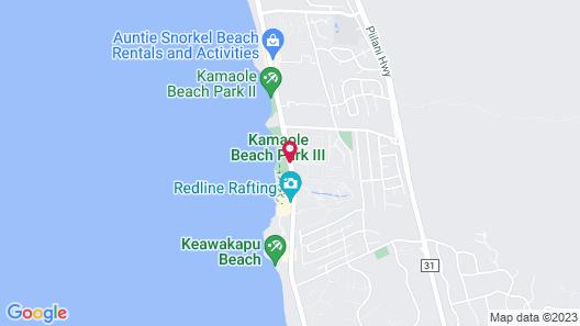 Maui Kamaole - Maui Condo & Home Map
